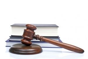 Streit vor Gericht