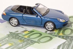 Rabatt auf Autoversicherung